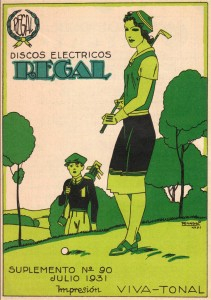 Discos Regal - Ad 90